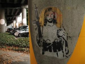 Jesus by smohundro